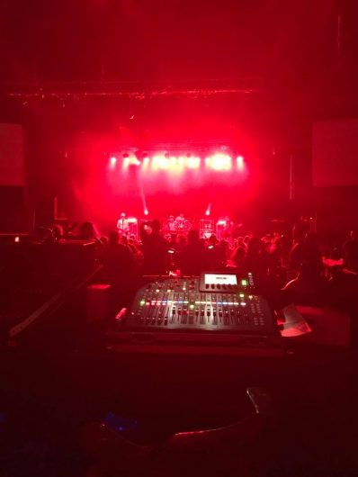 The view of the amazing cover band at Canopy Club. Source Personal photo & U of I Admissions: Blog » Blog Archive » The Canopy Club: Live ...