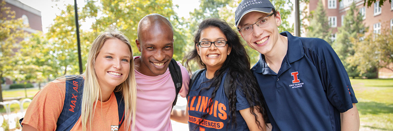 welcoming Illini students