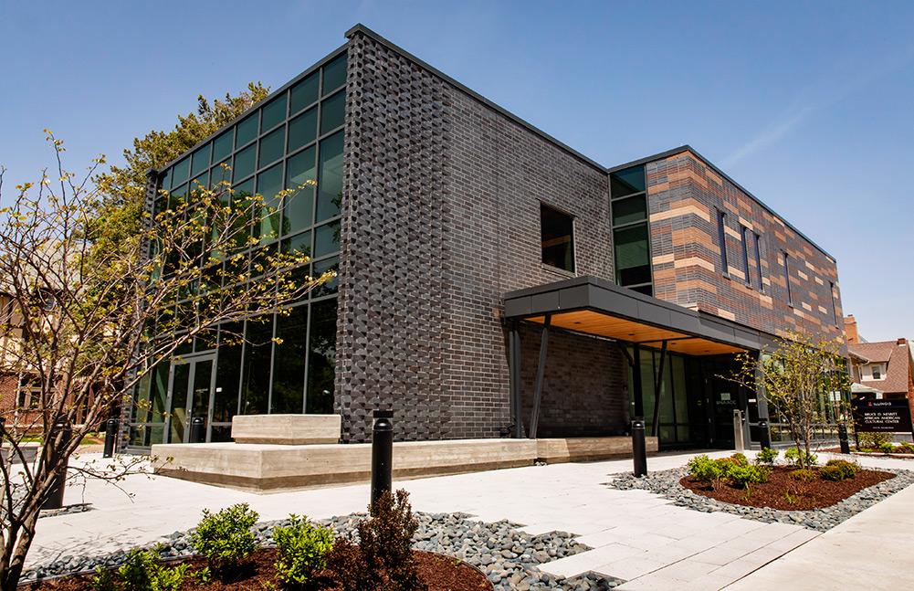 Bruce D. Nesbitt African American Cultural Center